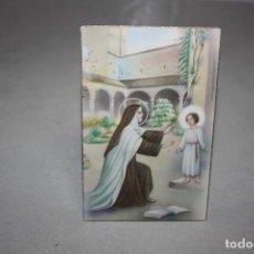 Postales: ANTIGUA TARJETA POSTAL DEL AÑO 1919. Lote 296714683
