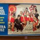 Puzzles: UN, DOS, TRES... MONTE UN PUZZLE OTRA VEZ - CAJA PUZZLE ORIGINAL DE LA PRIMERA ÉPOCA AÑO 1972. Lote 27264207
