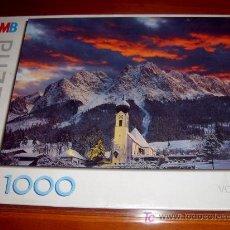 Puzzles: PUZZLE VOYAGE DE MB 1000 PIEZAS PRECINTADO. Lote 25193544