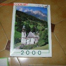 Puzzles: PUZZLE 2000 PIEZAS. Lote 27261096