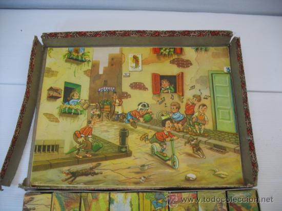 Puzzles: PUZZLE DE CUBOS CON IMAGENES INFANTILES - Foto 2 - 22133538