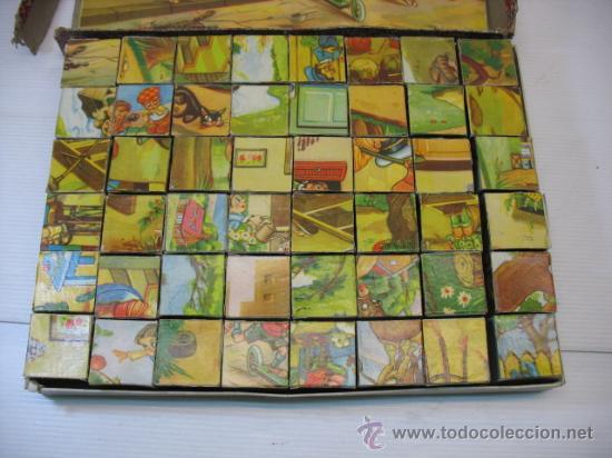Puzzles: PUZZLE DE CUBOS CON IMAGENES INFANTILES - Foto 3 - 22133538