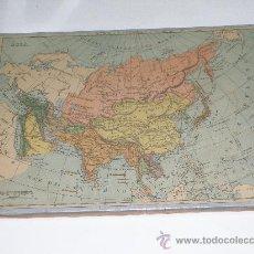 Puzzles: ANTIGUO PUZZLE EN MADERA . MAPA DE ASIA . MEDIDAS 23 X 30 CMS. Lote 13808733