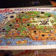 Puzzles: MAGIC DISCOVER PUZZLE 100 PIEZAS A PARTIR DE 5 AÑOS. Lote 16660734
