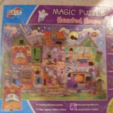 Puzzles: MAGIC PUZZLE. Lote 18432869