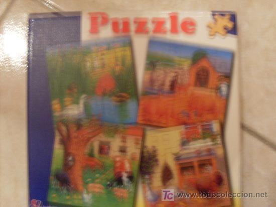 PUZZLE (Juguetes - Juegos - Puzles)