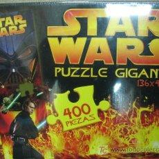 Puzzles: (STAR WARS) PUZZLE GIGANTE 400 PIEZAS. Lote 19981420
