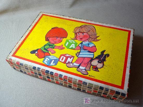 Puzzles: ROMPECABEZAS, CUBOS DE CARTON, AÑOS 60, COMPLETO, - Foto 3 - 23159175