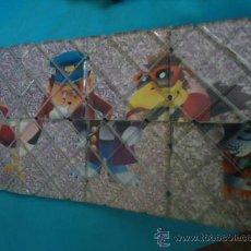 Puzzles: ANTIGUO PUZZLE, ROMPECABEZAS, PLASTICO AÑOS 80. Lote 27184040