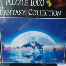 Puzzles: PRECIOSO PUZZLE DE 1000 PIEZAS, PUZLE FANTASY COLLECTION, DE CLEMENTONI, PRECINTADO. Lote 27162023
