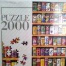 Puzzles: PUZZLE EDUCA 2000 PIEZAS. Lote 25153432
