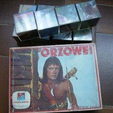 Puzzles: ROMPECABEZAS DE ORZOWEI FAMOSO EN 1979 DE DALMAU PERFECTO. Lote 26543676