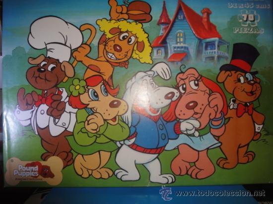 PUZZLE DE PIQUE -PUPPLES (Juguetes - Juegos - Puzles)