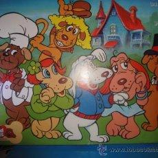 Puzzles: PUZZLE DE PIQUE -PUPPLES. Lote 26707240