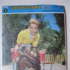 Puzzles: PUZZLE - IVAN TORS - 3 - DAKTARI - EDITORIAL FHER - AÑO 1971 - NUEVO.. Lote 26908700