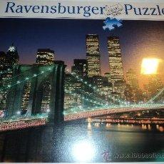 Puzzles: PREMIUM PUZZLE MANHATTAN 2000 PIEZAS, AÑO 1995. . Lote 27795122
