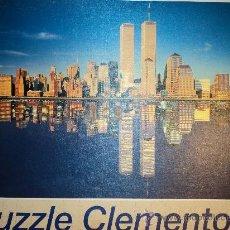 Puzzles: PUZZLE NEW YORK , NOCHE Y DÍA. 1000 PIEZAS, MARCA CLEMENTONI.. Lote 27795184