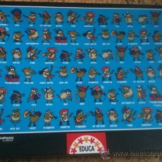 Puzzles: 2 PUZZLES. Lote 27849000