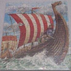 Puzzles: DRAKKAR Y VIKINGOS - 2004 - PUZZLE - PUZLE DE 80 PIEZAS - A ESTRENAR - PRECINTADO. Lote 28507386