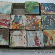 Puzzles: PUZLE DE ESQUIADORES. Lote 28921682