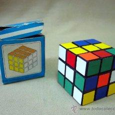 Puzzles: CUBO RUBIK'S, WONDERFUL PUZZLER, CAJA ORIGINAL. Lote 29383682