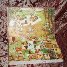 Puzzles: ANTIGUO PUZLE DE CUBOS DEL PRIMER TERCIO DEL S.XX - REPRESENTANDO GRUPO DE NIÑOS - COMPLETO. Lote 31707680