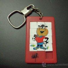 Puzzles: LLAVERO PUZLE PUZZLE TIPO ANDREFER MASCOTA FUTBOL. Lote 31921886