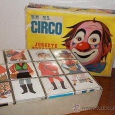 Puzzles: ANTIGUO PUZLE AÑOS 60 DE CUBOS. CAJA ORIGINAL.. Lote 33292112