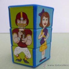 Puzzles: PUZZLE TWISTER - NORTEAMERICANO - HIGH SCHOOL. Lote 33262947