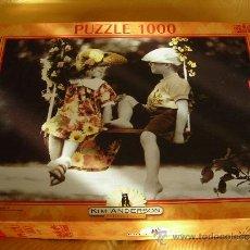 Puzzles: PUZZLE 1000 PIEZAS ¿QUIERES SER MI AMIGO?. Lote 33976255
