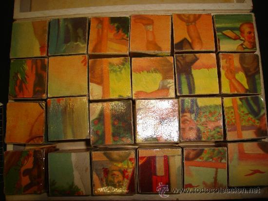 Puzzles: ROMPECABEZAS CON SU ESTUCHE. NIÑOS EN LA PLAYA. 18 X 25CM. AÑOS 40 - Foto 2 - 34338871