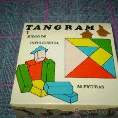 Puzzles: ANTIGUO JUEGO TANGRAM. NUEVO.. Lote 34609444