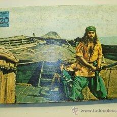 Puzzles: PUZLE PUZZLE SANDOKAN 120 PIEZAS 35 X 50 CMTS. CEDAG 1976. Lote 35459450
