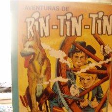 Puzzles: ANTIGUO PUZLE DE RIN TIN TIN AÑOS 60- 28X21X4-CUBOS DE CARTON 24. Lote 36315200