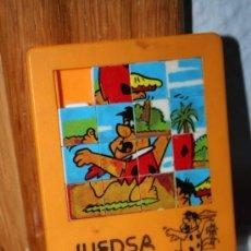 Puzzles: ANTIGUO PUZZLE DE PEDRO PICAPIEDRA JUEDSA. Lote 36989998