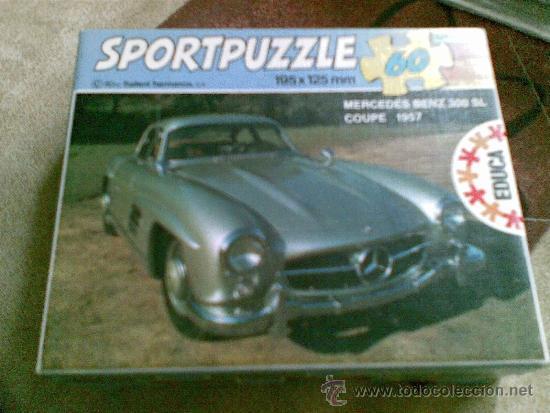 Puzzles: PUZZLE 60 PIEZAS - MERCEDES BENZ 300 SEL - Foto 3 - 37236992