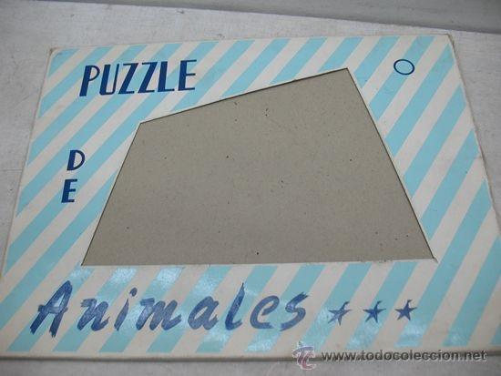 Puzzles: Juego de mesa - Puzzle de aves de cartón - Foto 3 - 37420268