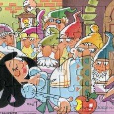 Puzzles: PUZZLE DE BLANCANIEVES 24 PIEZAS . Lote 37475418
