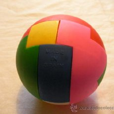 Puzzles: ANTIGUA BOLA RUBIK O PUZZLE MADE IN SPAIN. Lote 37808108