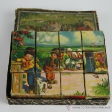 Puzzles: ANTIGUO PUZLE INFANTIL EN CARTON CON CAJA ORIGINAL. AÑOS 30. . Lote 52501289