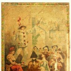 Puzzles: PUZZLE DE CUBOS DE MADERA 48 PIEZAS - FRANCIA, PRINCIPIOS SIGLO XX. Lote 38516271