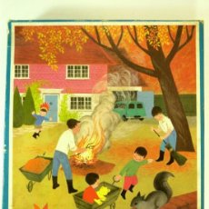 Puzzles: JIGSAW PUZZLE DE GALT TOYS - BONFIRE BY JAMES GALT - MADE IN ENGLAND - 60' 70'. Lote 38890599