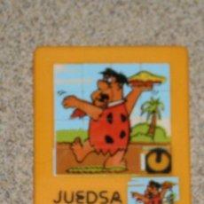 Puzzles: LABERINTO DE BOLSILLO,PEDRO PICAPIEDRA , ( JUGUETES EDUCATIVOS JUEDSA - BARCELONA ) , AÑOS 70/80 .. Lote 39189129