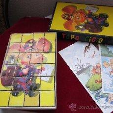 Puzzles: PUZLE DEL TOPO GIGIO. Lote 165428433