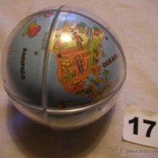 Puzzli: BOLA DEL MUNDO DE RUBIK. Lote 39367739