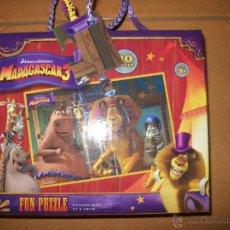 Puzzles: PUZZLE INFANTIL - MADAGASCAR 3 - 30 PIEZAS - 27X18 CM - + 3 AÑOS - DREAMWORKS. Lote 39450000