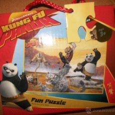 Puzzles: PUZZLE INFANTIL - KUNG FU PANDA - 30 PIEZAS - 27X18 CM - + 3 AÑOS - DREAMWORKS. Lote 39450057