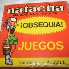 Puzzles: PUZZLE PREMIUM DE LA MARGARINA NATACHA. Lote 39660371