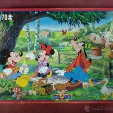 Puzzles: KING INTERNACIONAL MICKEY FOR KIDS PUZZLE 70 PIEZAS. Lote 39744621