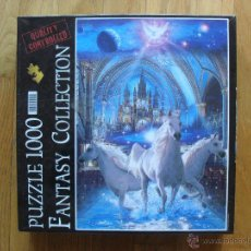 Puzzles: PUZZLE 1000 PIEZAS, FANTASY COLLECTION , TRINITY. Lote 39788197